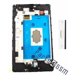 Samsung Galaxy Tab S 8.4 T700 LCD Display Module, White, GH97-16047A