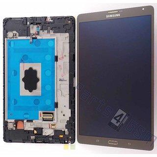 Samsung Galaxy Tab S 8.4 4G T706 LCD Display Module, Silver, GH97-16095B