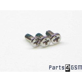 Samsung Galaxy S4 I9505 Screw 6001-002083, per piece