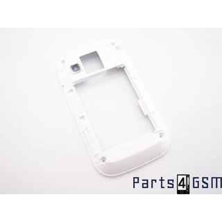 Samsung Galaxy Pocket S5300 Middenbehuizing Wit GH98-23035B