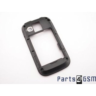 Samsung Galaxy Pocket S5300 Middenbehuizing Zwart GH98-23035A