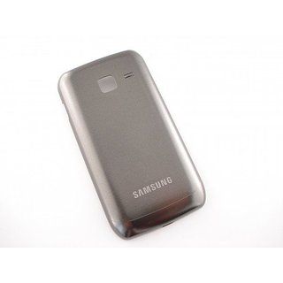 Samsung Wave Y S5380 Battery Cover Silver GH98-21973A