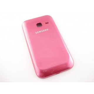 Samsung Galaxy Ace Duos S6802 Battery Cover Pink GH98-23650C