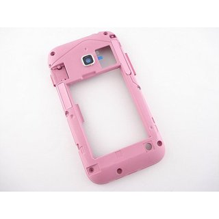 Samsung Galaxy Ace Duos S6802 Middle Cover Pink GH98-23848C