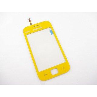 Samsung Galaxy Ace Duos S6802 Touchscreen Display Geel GH59-12322E