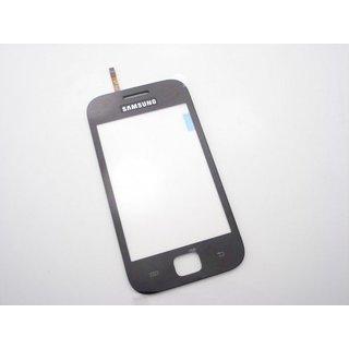 Samsung Galaxy Ace Duos S6802 Touchscreen Display Zwart GH59-12322A