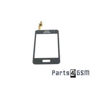 Samsung Wave M S7250 Touchpanel Glas, Buitenvenster Raampje Zwart GH59-11265A