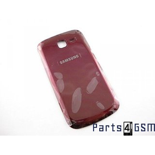 Samsung S7390 Galaxy Trend Lite Battery Cover, Red, GH98-29226C