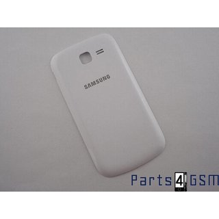 Samsung S7390 Galaxy Trend Lite Battery Cover, White, GH98-29226B