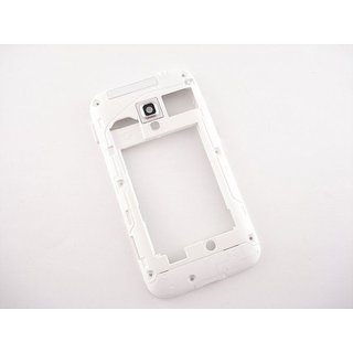 Samsung Galaxy Ace Plus S7500 Middle Cover White GH98-21447B
