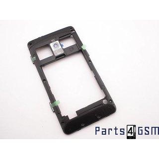 Samsung Omnia M S7530 Middenbehuizing Grijs GH98-23093A