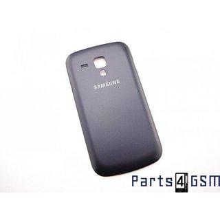 Samsung S7560M Galaxy Trend Accudeksel, Zwart, GH98-25290B