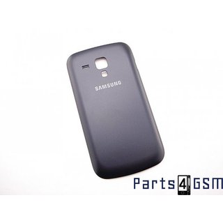 Samsung S7560M Galaxy Trend Battery Cover, Black, GH98-25290B