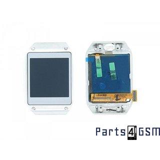 Samsung V700 Galaxy Gear LCD Display Module, Silver, GH97-15011A