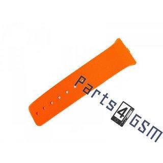 Samsung V700 Galaxy Gear Polsband, Oranje, GH98-29597D