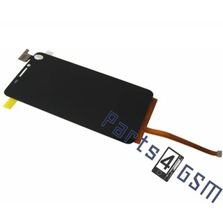Alcatel OT-6030D (One Touch Idol) Lcd Display Module, Zwart