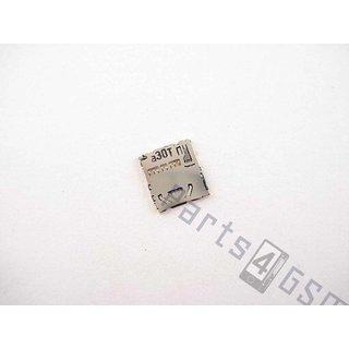Alcatel OT-6030D (One Touch Idol) MicroSD Card Reader Connector, ARJ0080057C1