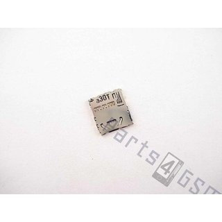 Alcatel OT-6030D (One Touch Idol) MicroSD kaartlezer connector, ARJ0080057C1