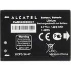 Alcatel Battery, CAB0400000C1, 400mAh, CAB0400000C1