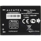 Alcatel Battery OT-2010, CAB0400000C1, 400 mAh