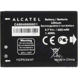 Alcatel OT-2010 Accu, CAB0400000C1, 400 mAh
