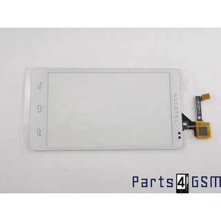 Alcatel OT-993D Touchscreen Display White