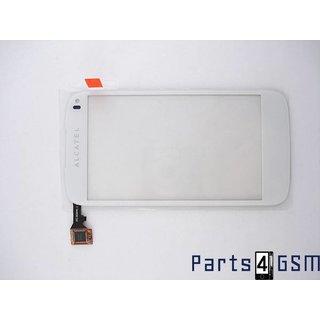 Alcatel OT-997D Touchscreen Display White