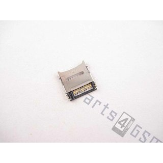 Alcatel OT-7025 One Touch Snap MicroSD Card Reader Connector, ARJ0080046C1
