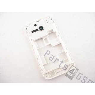 Alcatel OT-5020D (One Touch M'Pop) Middenbehuizing, Wit, BCC1742B12C1