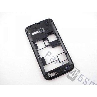 Alcatel OT-5020D (One Touch M'Pop) Middle Cover, Black, BCC1742A11C1