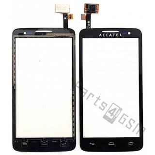 Alcatel OT-5035 One Touch X'Pop Touchscreen Display, Zwart