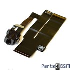 udio Jack Flex Cable, Compatible With The Apple iPad 3,