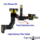 Light and Proximity Sensor + incl. Camera For Flex Cable, Compatible With The Apple iPhone 5