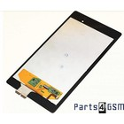 Asus Lcd Display Module Google Nexus 7 (2013), Zwart