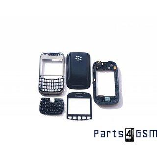 Blackberry Curve 9320 Behuizingset Compleet Zwart