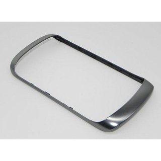 BlackBerry Curve 9360 Front Cover Frame Silver