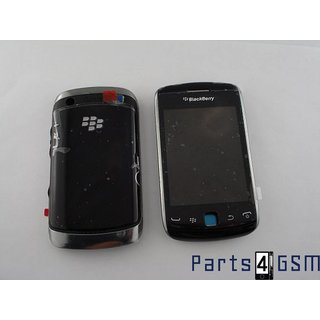 BlackBerry Curve 9380 Full Cover Set Black + LCD Display + Touchscreen Display