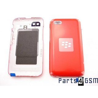 Blackberry Q5 Accudeksel, Rood