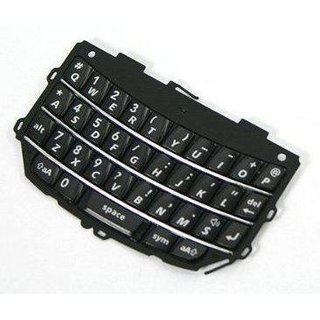 BlackBerry Torch 9800 Toetsenbord Qwerty Zwart