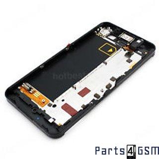 Blackberry Z10 3G Lcd Display Module, Zwart