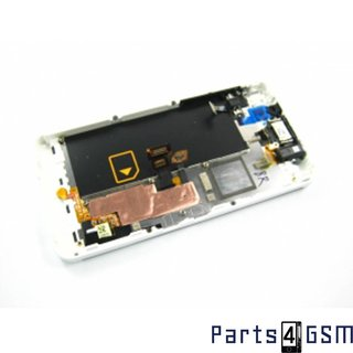 Blackberry Z10 4G Lcd Display Module, Wit