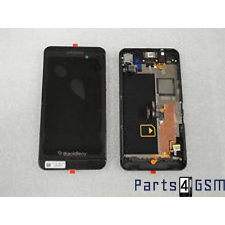 Blackberry Z10 4G Lcd Display Module, Zwart