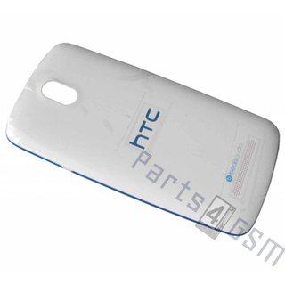 HTC Desire 500 Battery Cover, White, 74H02544-03M