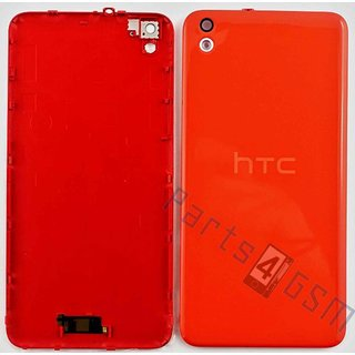 HTC Desire 816 Accudeksel, Rood