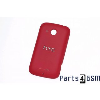 HTC Desire C Accudeksel Rood excl. NFC 74H02226-02M