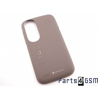 HTC Desire V Battery Cover Grey