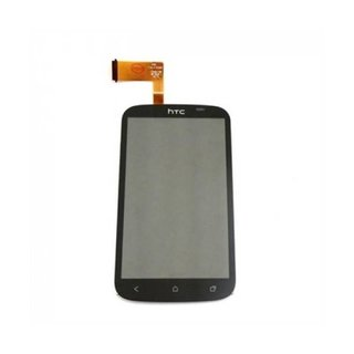 HTC Desire X LCD Display + Compatible Touchscreen Display Black