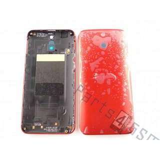 HTC One (E8) Back Cover, Red