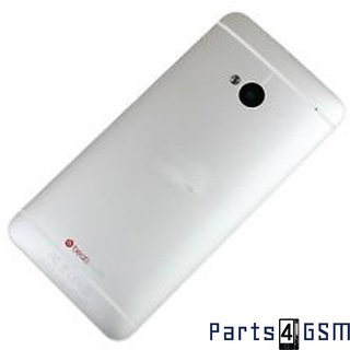 HTC One M7 Battery Cover Silver 74H02404-02M