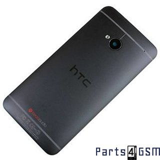 HTC One M7 Accudeksel Zwart 74H02439-17M